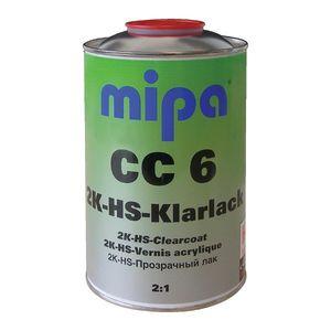 Lakier bezbarwny Mipa 2K HS CC 6