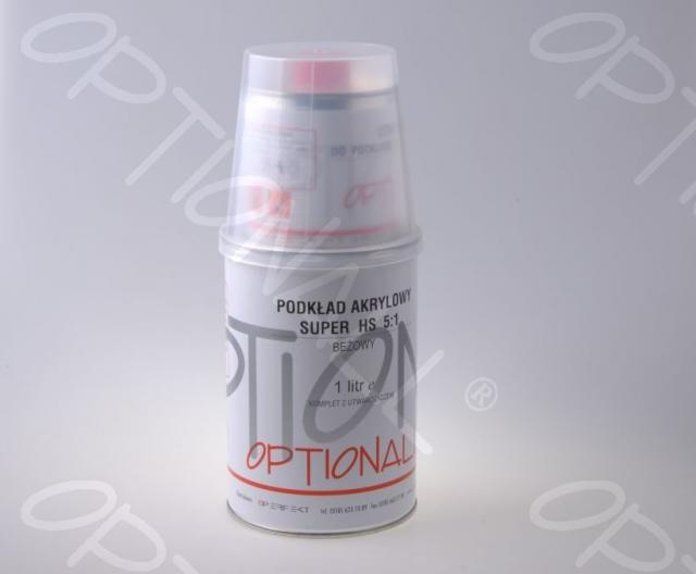 Podkład akrylowy antykorozyjny firmy optionall
